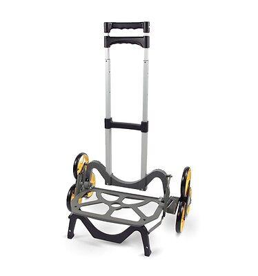 UpCart All-Terrain Folding Stair Climbing Hand Cart Grocery Reusable Collapsible