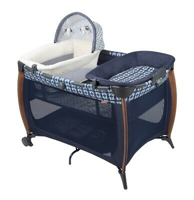 Monbebe Flex Deluxe Playard Pack'n Play Boho