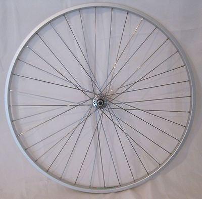 Wheel 27x1 1/4 Rear Alloy Ss Bolt-on Weinmann Road Bike Bikemanforu Free S&h