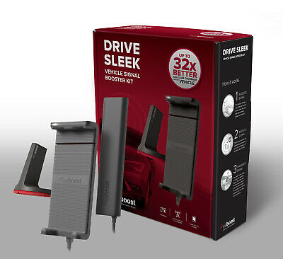 NEW weBoost Drive Sleek 4G Cell Phone Signal Booster for CAR