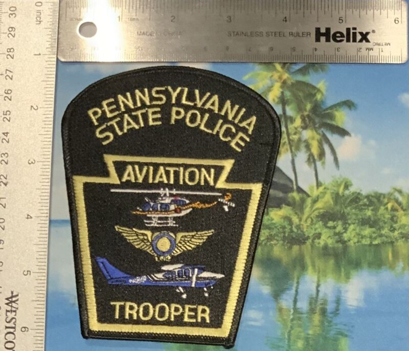 Pennsylvania State Police Aviation Trooper Patch