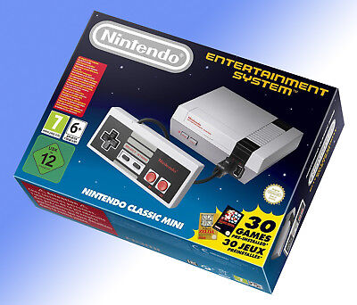 Nintendo Mini NES Classic Cheer up GENUINE/ORIGINAL Product- Brand new & sealed