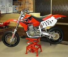 XR650R Super Motard - must see extra photos too Rockhampton 4700 Rockhampton City Preview