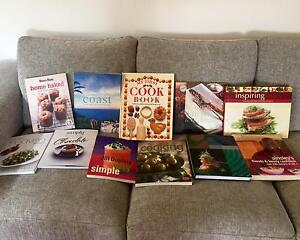 Cookbooks from celebrity chefs Dover Heights Eastern Suburbs Preview