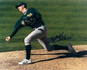 BRAD-ZIEGLER-OAKLAND-ATHLETICS-AUTOGRAPHED-SIGNED-8X10-PHOTO-W-COA