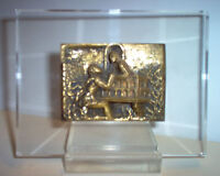 Romeo E Giulietta Bassorilievo Relief Romeo And Juliet - 8 X 6 Cm Su Plexiglass -  - ebay.it
