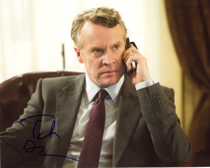 """Tate Donovan """"24: Live Another Day"""" AUTOGRAPH Signed 8x10 Photo B"""