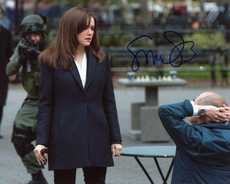 "Megan Boone ""The Blacklist"" AUTOGRAPH Signed 8x10 Photo H ACOA"