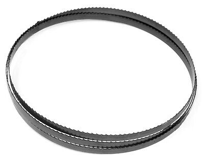 WEN BB7237 72-Inch Woodcutting Bandsaw Blade with 6 TPI and 3/8-Inch -