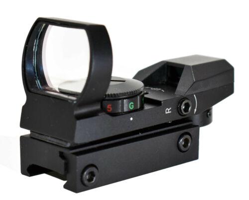 Trinity tactical scope sight 1x30 4 reticles for tippmann cronus paintball marke