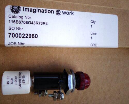 GENERAL ELECTRIC 116B6708G43R73R4 (2000OHMS), NEW!!!