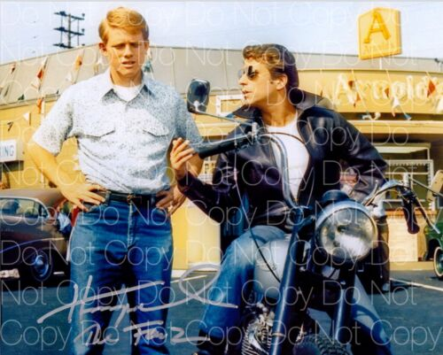Happy Days signed the Fonz Henry Winkler 8X10 photo picture poster autograph RP2