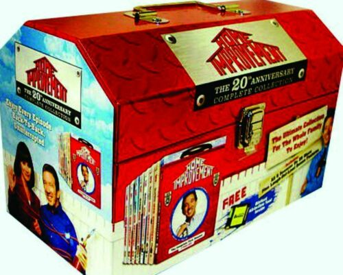 HOME IMPROVEMENT:The 20th Anniversary Complete Series Collection DVD Box Set New