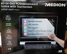 Medion all in one pc/entertaintment centre with touchscreen City North Canberra Preview