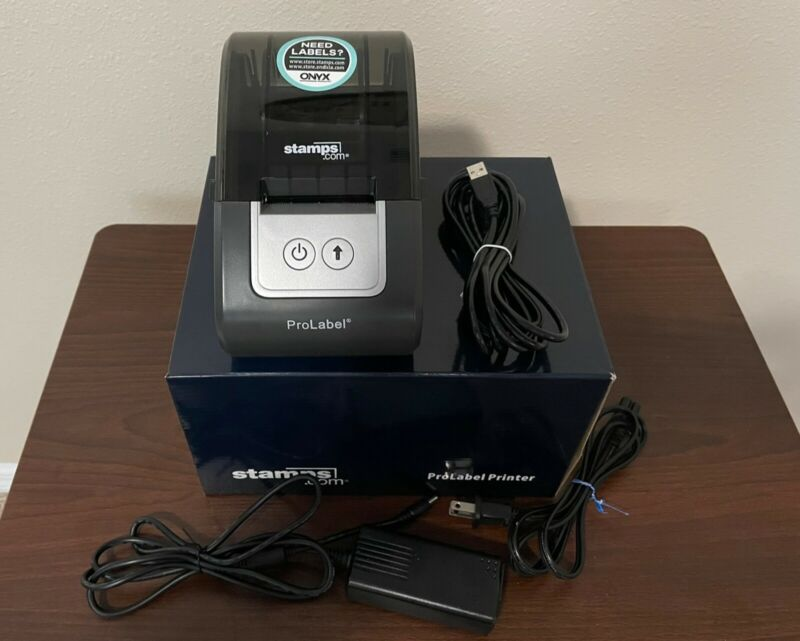 Stamps.com Pro Label Printer Thermal Shipping Label & Postage Printer - Used