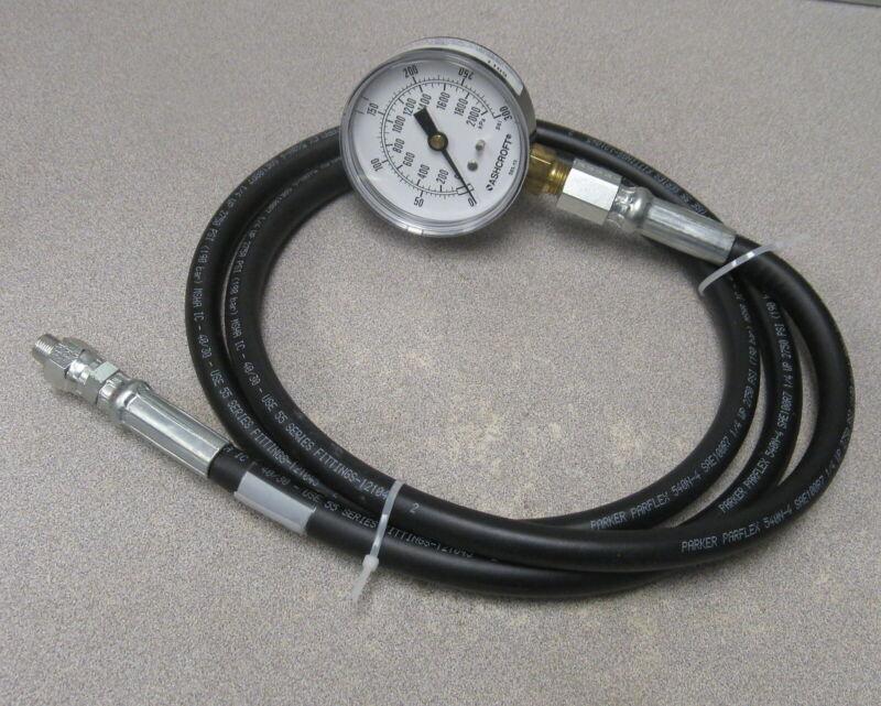 Miller C-3293-SP Pressure Gauge 0-300 PSI