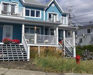 Appartement meublé Carleton-sur-Mer