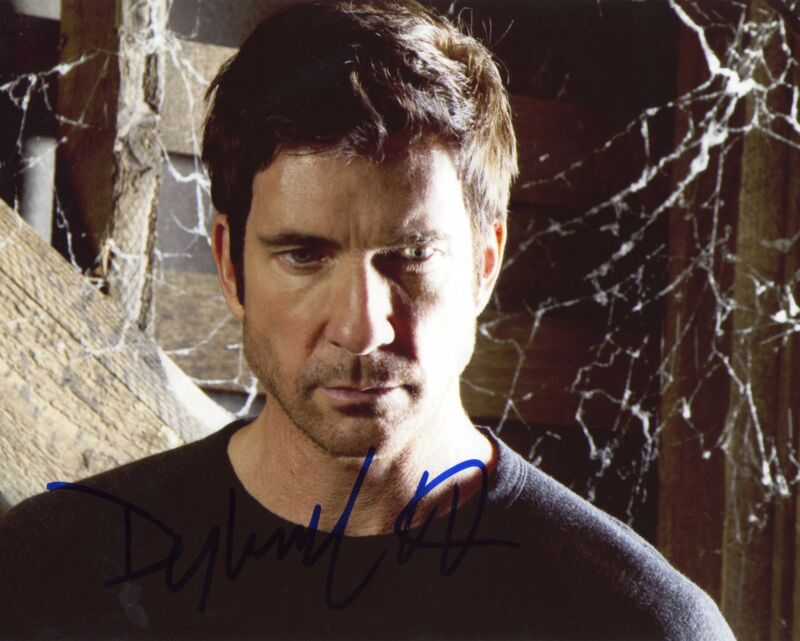 "Dylan McDermott ""American Horror Story"" AUTOGRAPH Signed 8x10 Photo B ACOA"