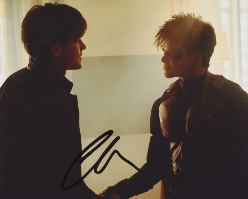CURRAN WALTERS SIGNED TITANS 8X10 PHOTO 2