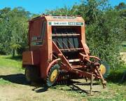 ROUND BALER (SOLD PENDING PICK UP) Wandering Boddington Area Preview