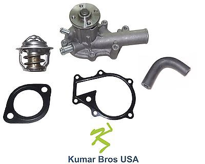 New Kubota Water Rtv1100cw9 Rtv1100cwx Water Pump With Return Hose Thermostat