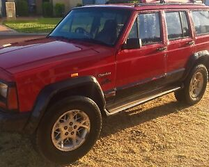 JEEP Cherokee 4WD Backpacker car Adelaide CBD Adelaide City Preview