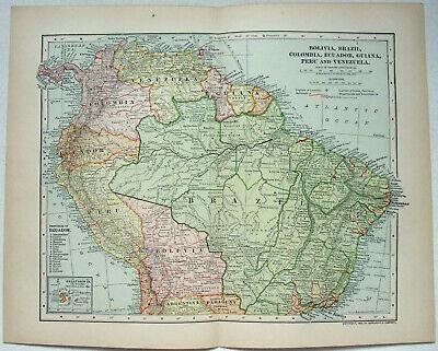 South America World Map Vatican