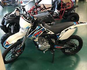𝟬% 𝗜𝗻𝘁𝗲𝗿𝗲𝘀𝘁 - NEW Kayo 250cc Off Road Dirt Bike For Sale Coopers Plains Brisbane South West Preview