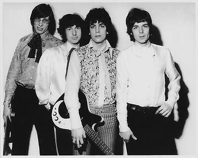 Pink Floyd Syd Barrett 60's Psychedelic B/W 8x10 Photo