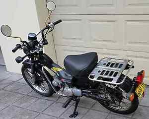 2009 Honda ct110. Top postie bike   BLACK St Ives Ku-ring-gai Area Preview