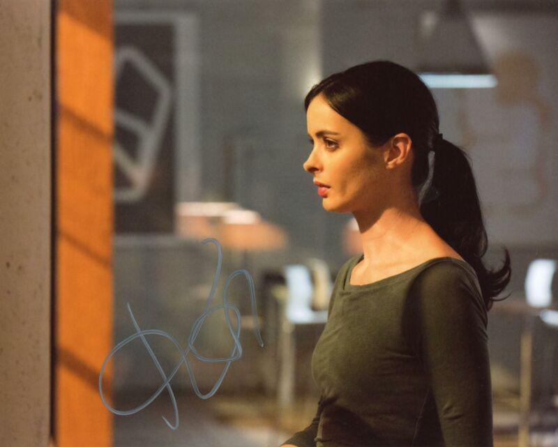 "Krysten Ritter ""Jessica Jones"" AUTOGRAPH Signed 8x10 Photo L ACOA"
