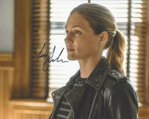 TRACY SPIRIDAKOS SIGNED AUTHENTIC CHICAGO P.D. 8X10 PHOTO w/COA ACTRESS