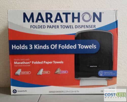 Marathon Combo Folded Towel Dispenser 313 Towel Capacity 6402017