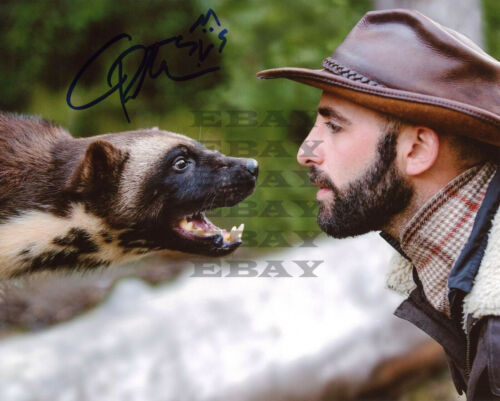 Coyote Peterson Brave Wilderness Autographed  Signed 8x10 Photo Reprint