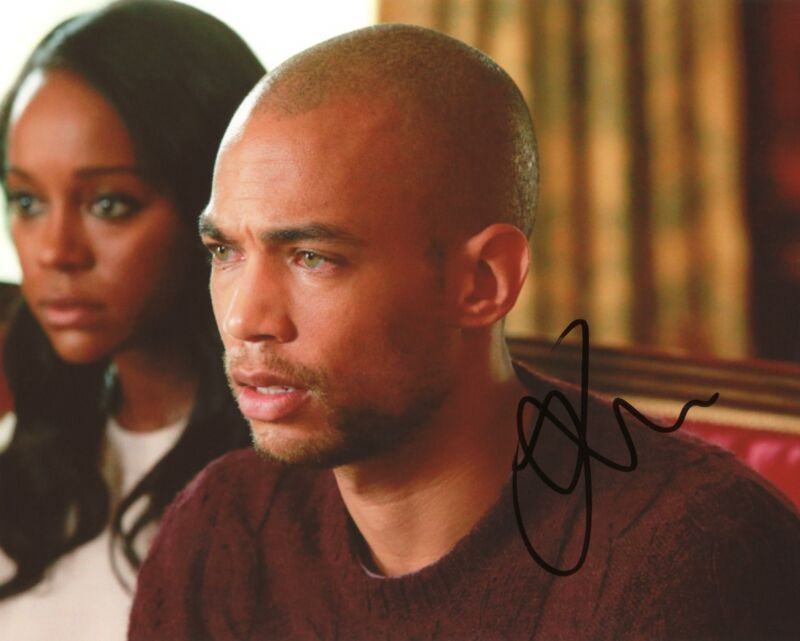 "Kendrick Sampson ""How to Get Away with Murder"" AUTOGRAPH Signed 8x10 Photo"