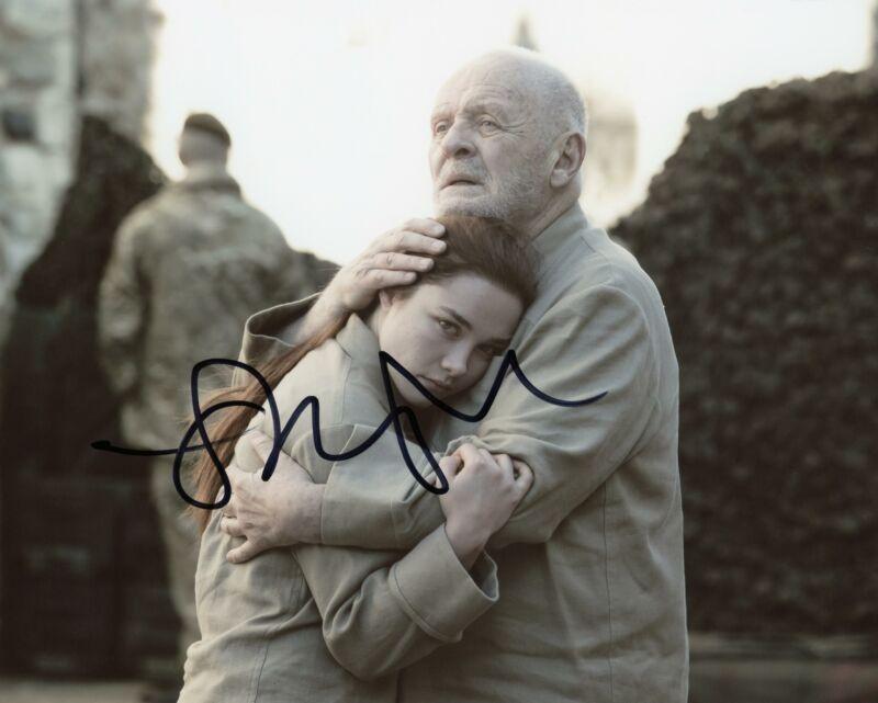 "Florence Pugh ""King Lear"" AUTOGRAPH Signed 8x10 Photo"