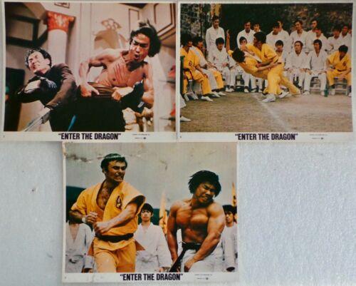 """ORIGINAL 1973 LOBBY CARDs 10"""" x 8"""" -"""
