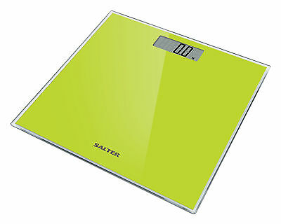 Salter Digital Bathroom Scale Toughened Glass Electronic Weight Scale 180kg