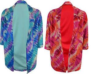 Nouvelle-veste-blazer-jacket-ladies-celeb-fashion-blazer-veste-manteau-taille-8-14