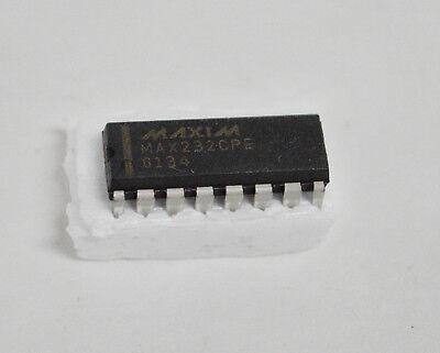 Max232cpe - Ic- Rs232 Transrec