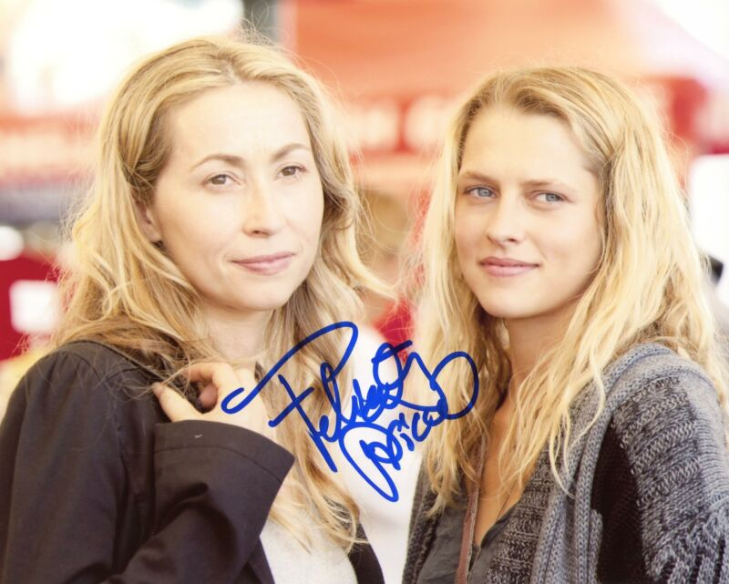 """Felicity Price """"Wish You Were Here"""" AUTOGRAPH Signed 8x10 Photo B ACOA"""