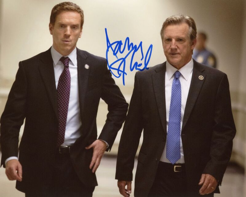"Jamey Sheridan ""Homeland"" AUTOGRAPH Signed 8x10 Photo ACOA"
