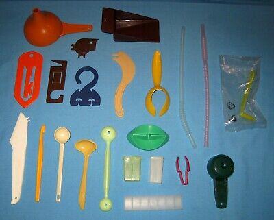 - VTG Lot 22 Tupperware Gadget Pill Box /Pot Scraper/S&P/Paper Clip/Scoop/Funnel!