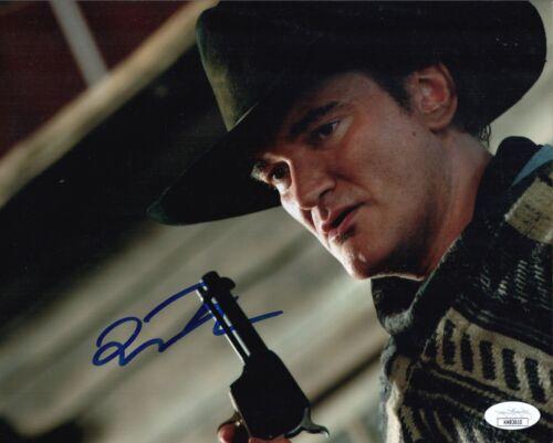 QUENTIN TARANTINO Signed 8x10 DIRECTOR Photo In Person Autograph JSA COA Cert