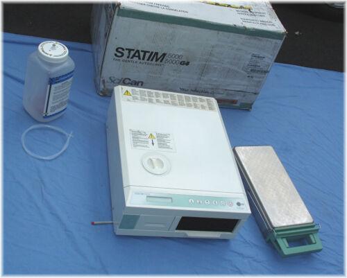 Good Used STATIM 5000 Autoclave Cassette Sterilizer Complete *LOOK*