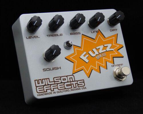 Wilson Effects Fuzz MKIII