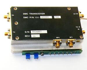 24GHz Transverter DMC Transceiver TX 10mW OUT - <span itemprop=availableAtOrFrom>Ozorków, Polska</span> - 24GHz Transverter DMC Transceiver TX 10mW OUT - Ozorków, Polska