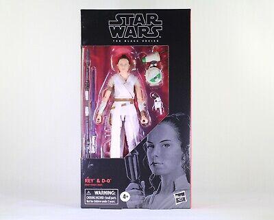 "REY & D-0 Star Wars Black Series #91 - 6"" Action Figure - Rise of Skywalker"