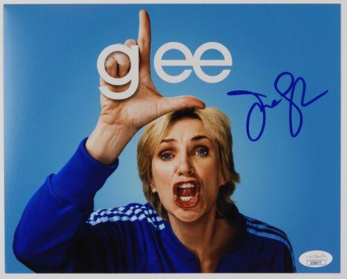 Jane Lynch Autograph JSA 8 x 10 Signed Photo Glee