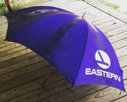Eastern Airlines VIntage Umbrella Rare Great collector piece